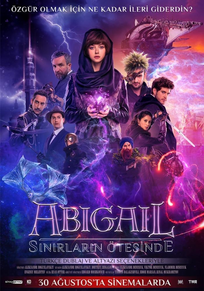 Abigail: Sınırların Ötesinde / Abigail