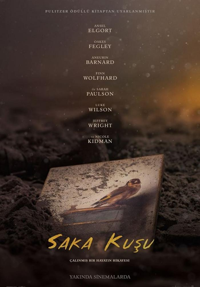 Saka Kuşu / The Goldfinch